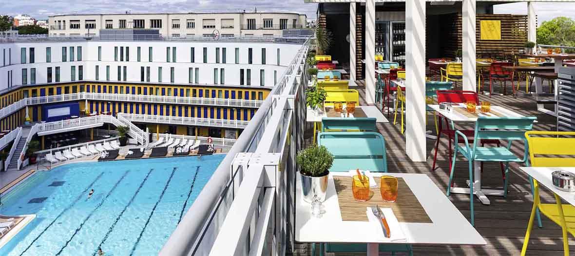 Les meilleures piscines ext rieures de paris for Piscine pour nager paris