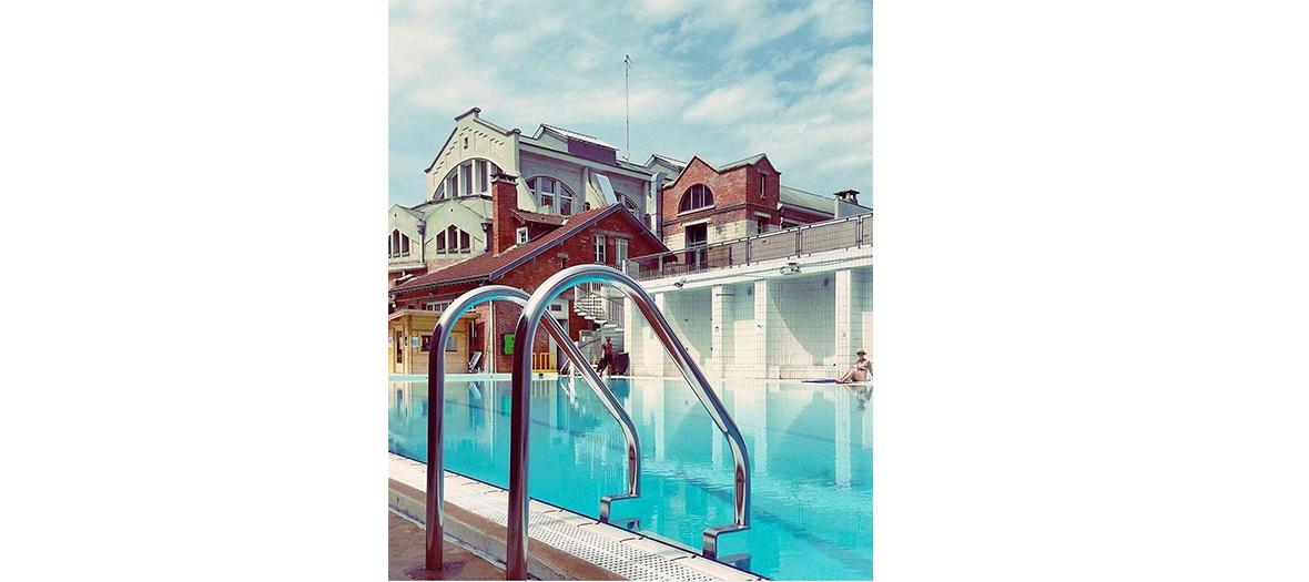 Les meilleures piscines ext rieures de paris for Buttes aux cailles piscine