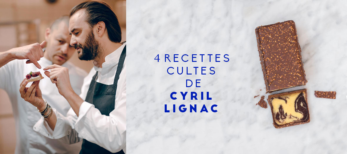 Recette Cultes Lignac