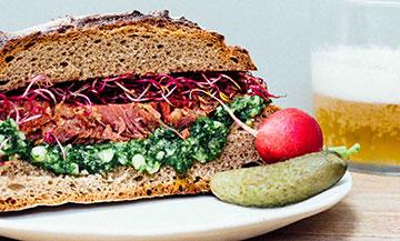 Le torride sandwich pot-au-feu de Gilles Vérot