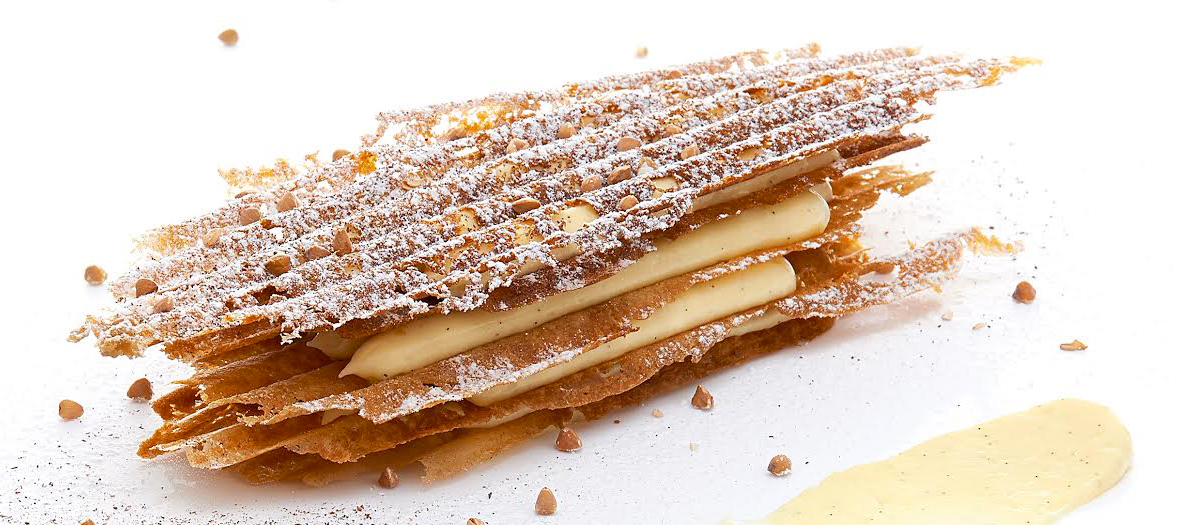 millefeuille yann couvreur