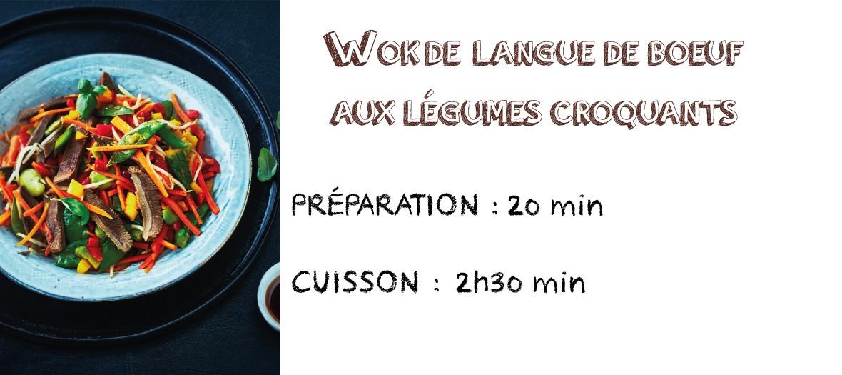 Wok De Langue