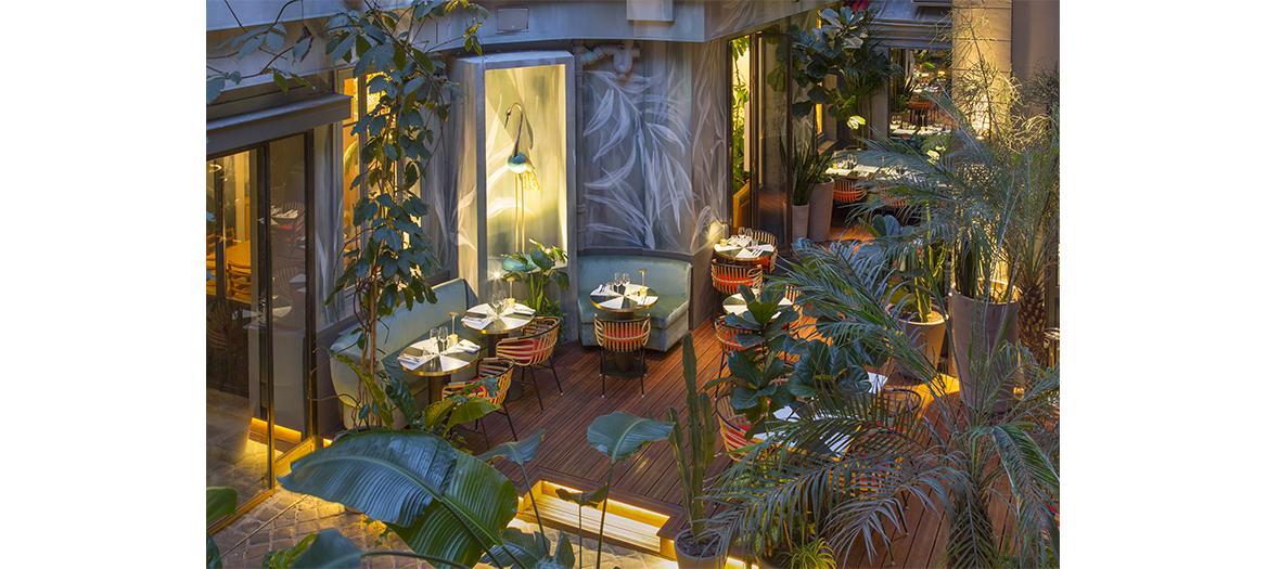 salle restaurant du klay