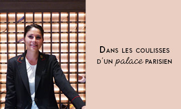 Profession : concierge du Plaza Athénée
