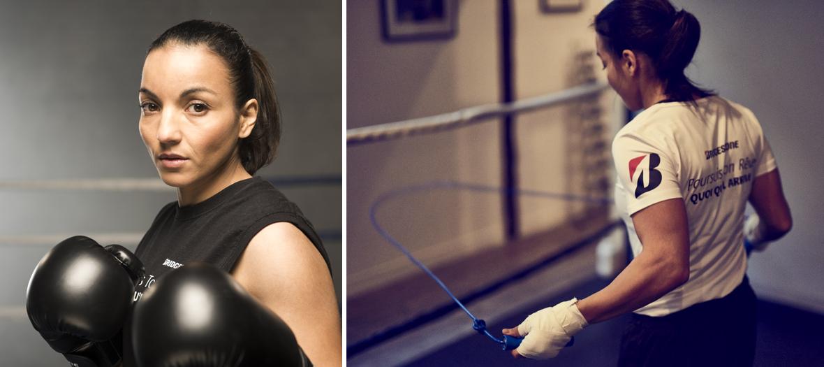 sarah ourahmoune boxeuse