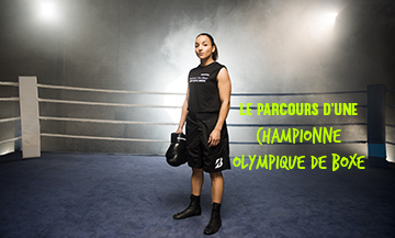 Sarah Ourahmoune, the olympic boxing champion who pursues her dream!