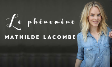 Mathilde Lacombe, Wonder Boss of Birchbox and full-fledged mother
