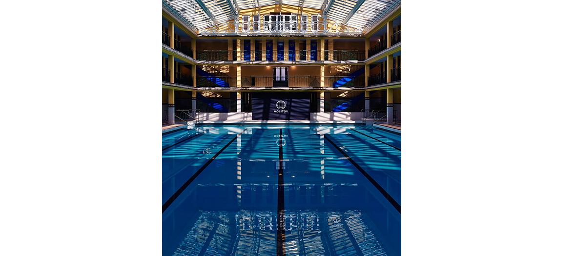 piscine molitor spa clarins