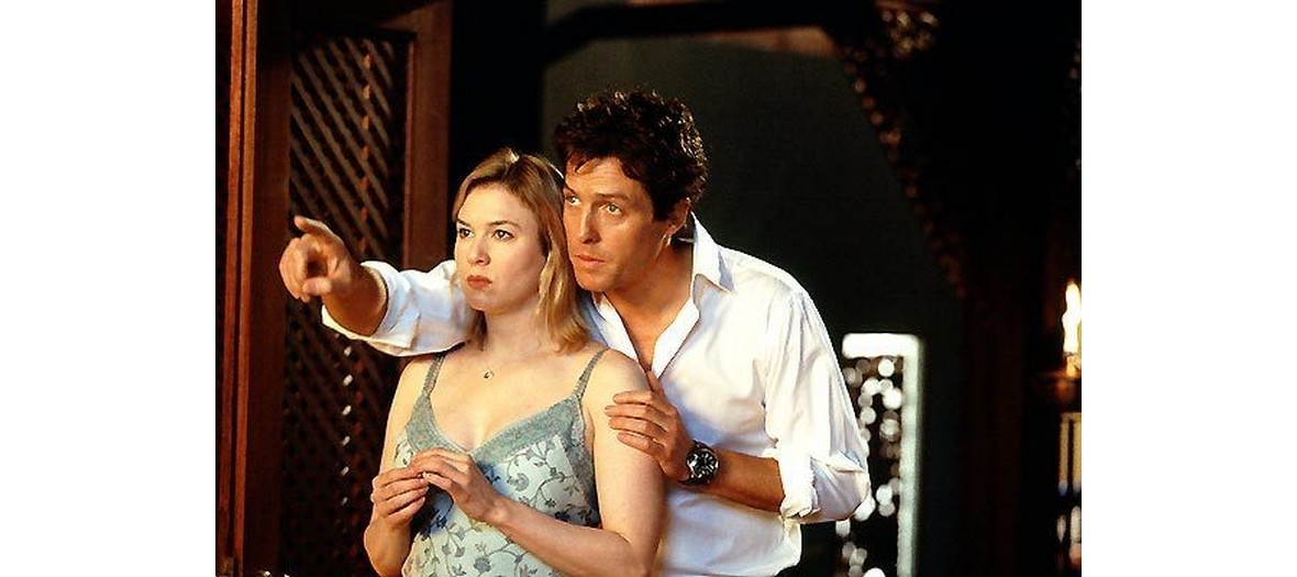 hugh grant dans le film bridget jones
