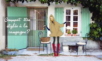 Mode Weekend Campagne