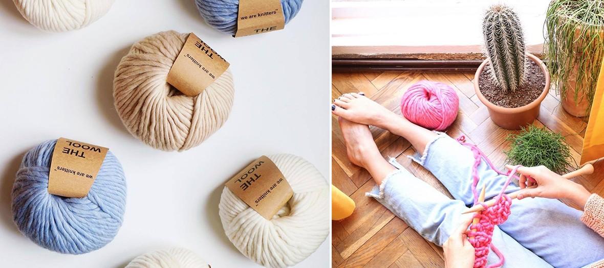 Ateliers de tricot