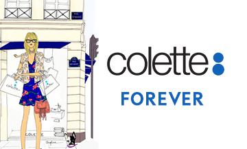 Colette Boutique Fermeture