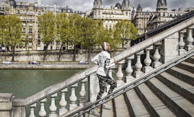 The most popular running venue in Paris