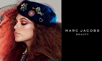 On vous invite à une Beauty Class Marc Jacobs