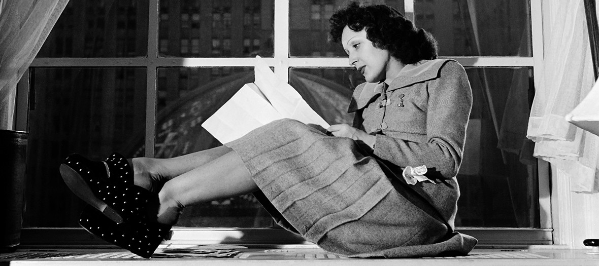 Edith piaf new york 1950