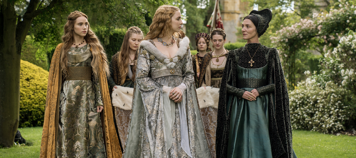 white princess series