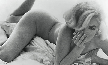L'extraordinaire expo photo sur Marilyn