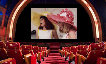 Come sing along with the Demoiselles de Rochefort at the Grand Rex