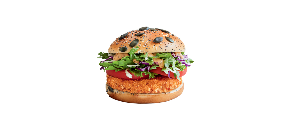 burger veggie macdo