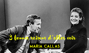 Documentaire Maria by Callas de Tom Volf