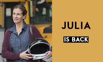 The new comedy Julia Roberts