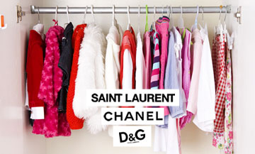 Chanel, Dior and Carven at friendly prices