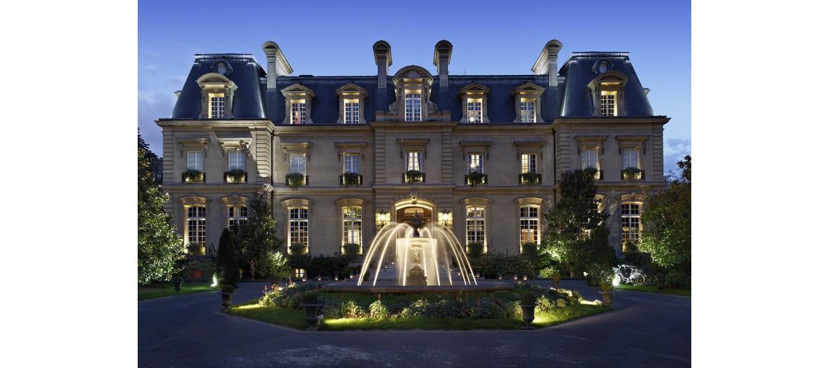 chateau saint james