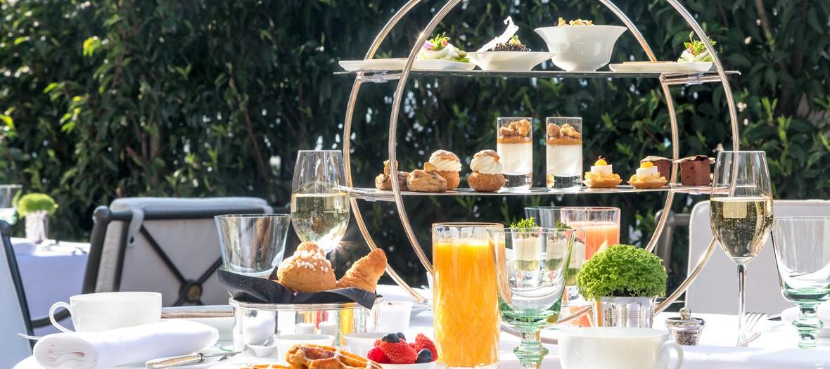 Hotel La Reserve Paris Recrutement