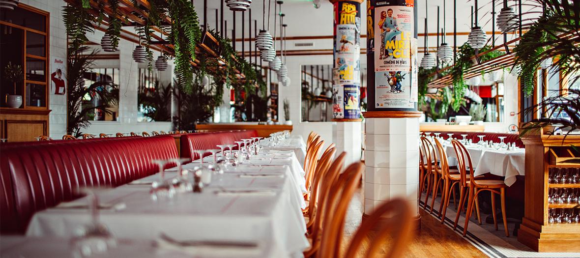 Hotel Pigalle Restaurant