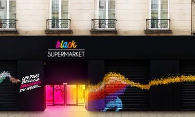 Facade de Blacksupermarket