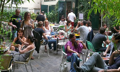 Restaurant Le Derriere