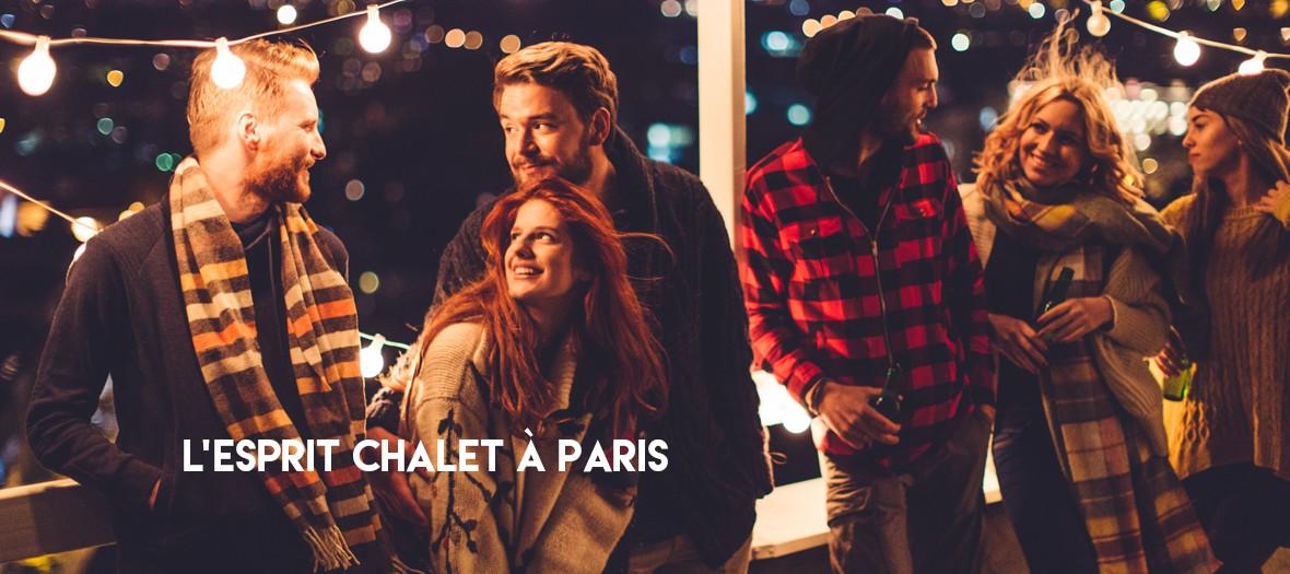 Les meilleures terrasses chauffée de Paris
