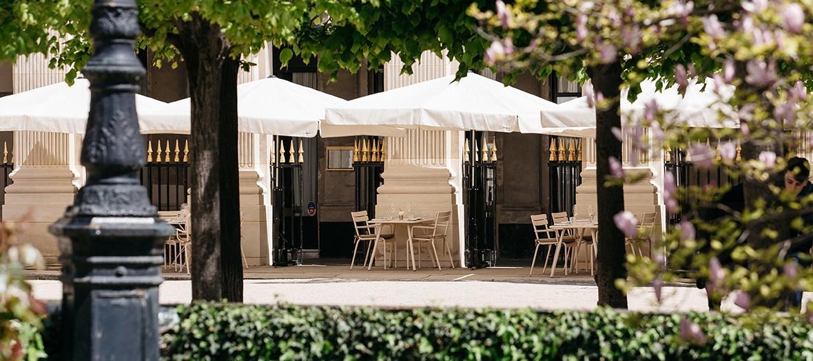 Restaurant du jardin du Palais Royal