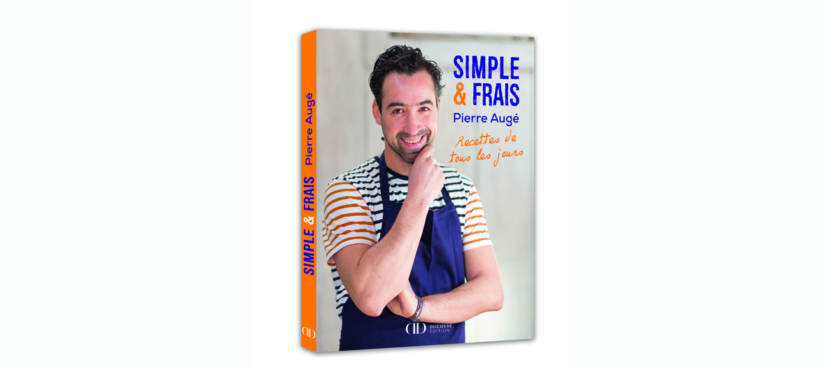 recipe book pierre augé