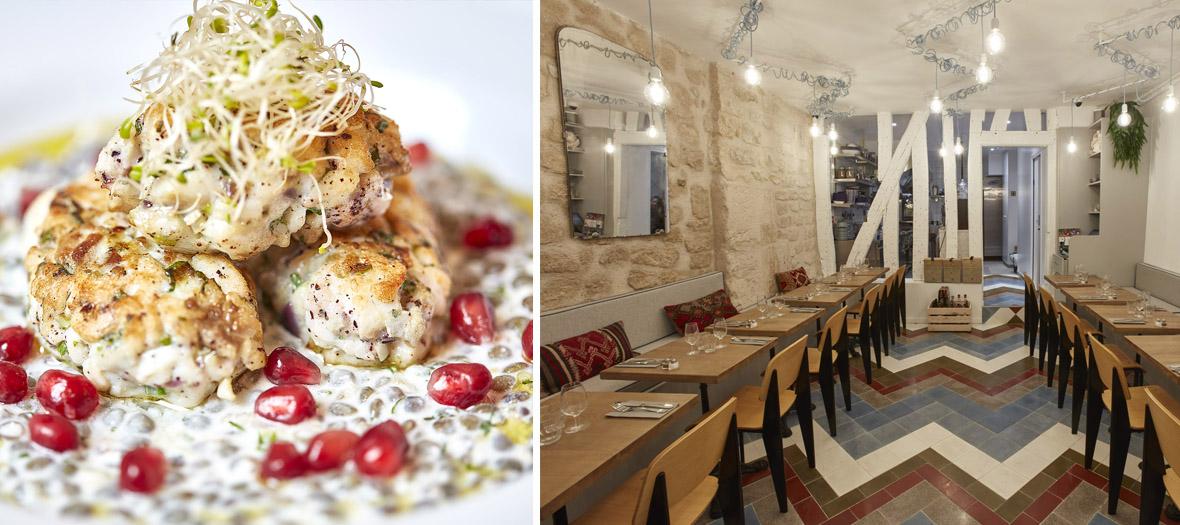 tavline restaurant israelien