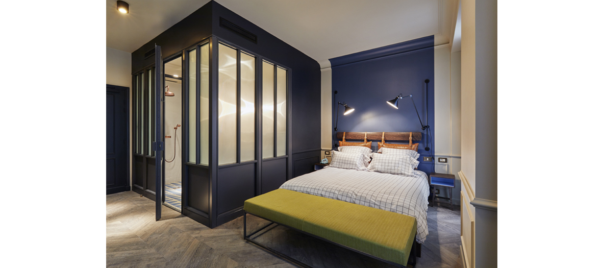 the hoxton nouvel hotel sentier chambre