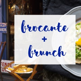 Brocante Brunch