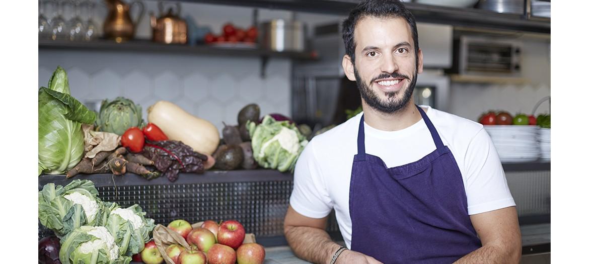 Restaurant israélien et bar à salade de Yariv Berreby