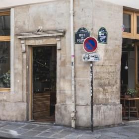 Restaurant branché dans le Marais