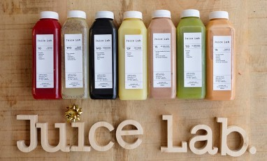 Juice Lab : bar à jus pressés à froid et cures détox à Paris