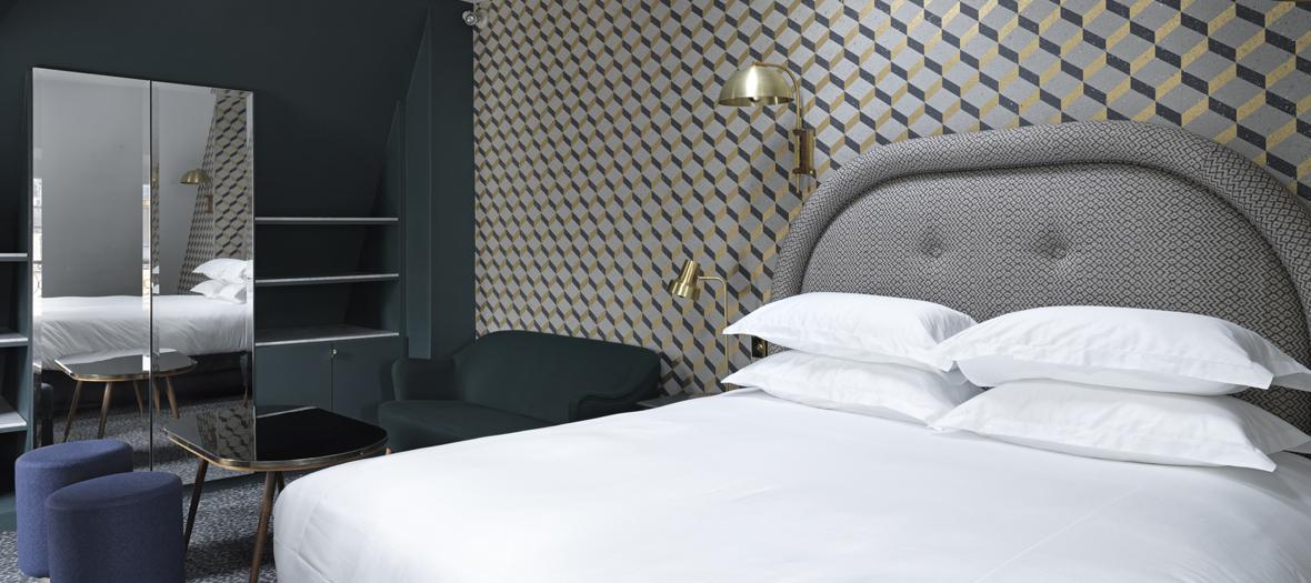 Grand pigalle hotel l h tel branch de l experimental group for Hotel branche a paris