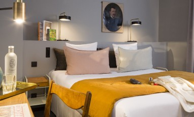 Le C.O.Q : a highly stylish hotel!
