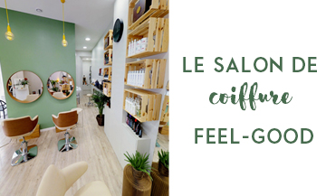 Salon de coiffure à Paris
