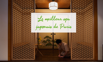 Suisen: ultra-trendy shiatsu in the Marais