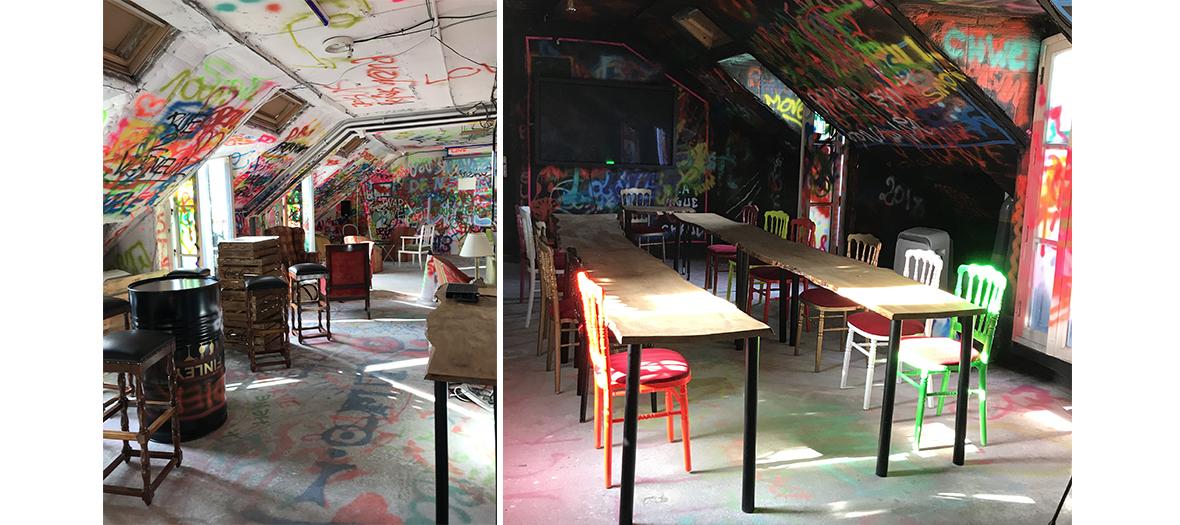 Le bar clandestin du Normandy Hotel a Paris