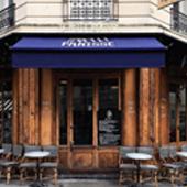 Restaurant bistronomique avec terrasse