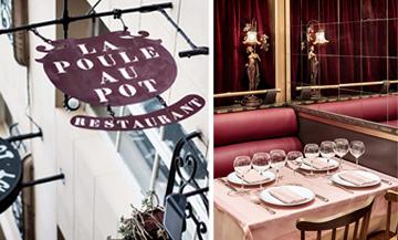 Restaurant de Jean-Francois Piege