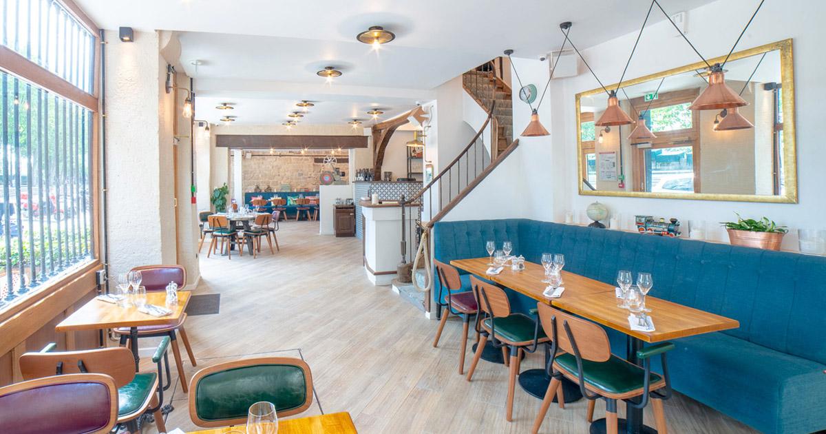 Bouteille Ouverte Restaurant