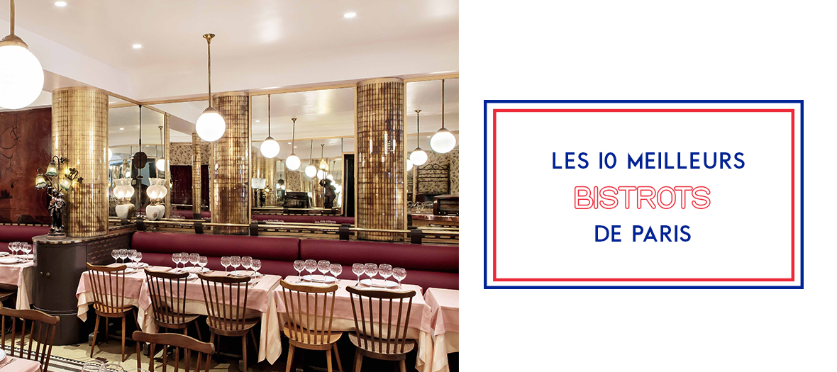 les 10 meilleurs bistrots de paris. Black Bedroom Furniture Sets. Home Design Ideas