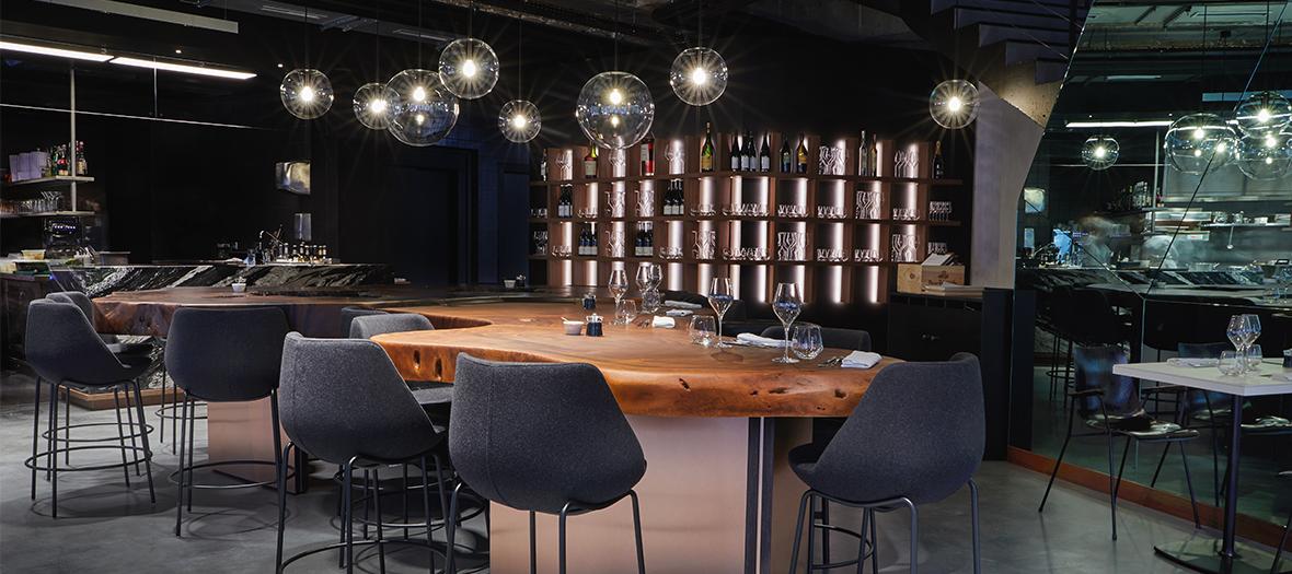 Restaurant de Yannick Alleno a Beaupassage